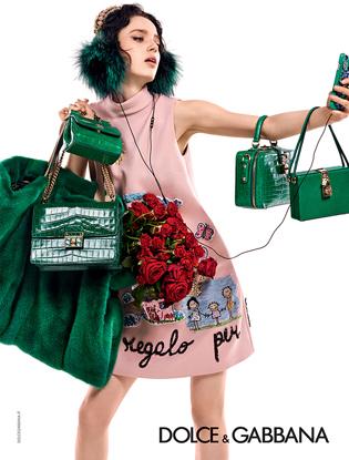 Фото №3 - Новая рекламная кампания Dolce&Gabbana