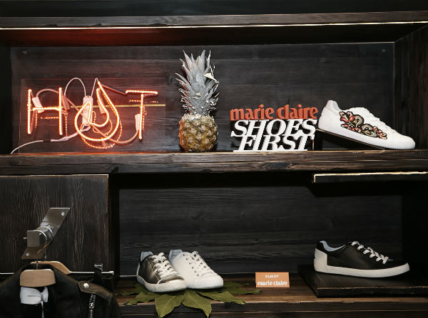 Фото №1 - Открытие нового сезона Shoes First совместно с ASH