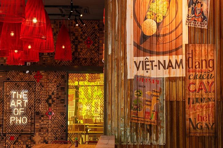 Фото №3 - Вьетнамский ресторан Madame Pho в Будапеште