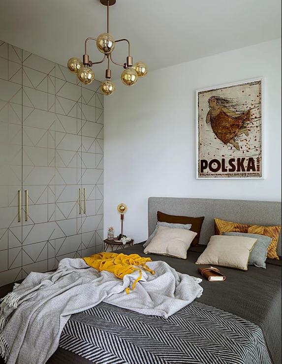 Фото №4 - Хранение вещей в спальне: идеи и решения