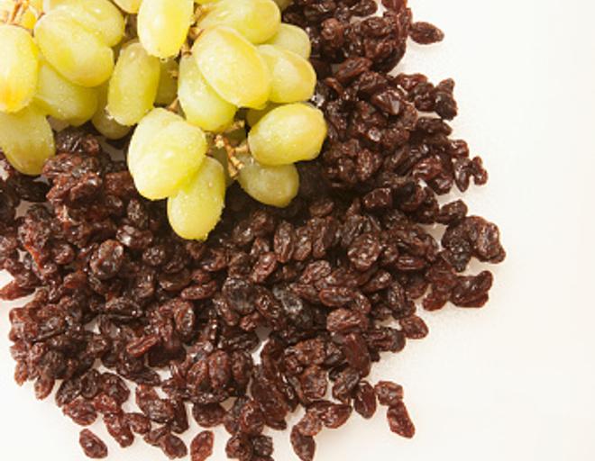 как сделать изюм из винограда