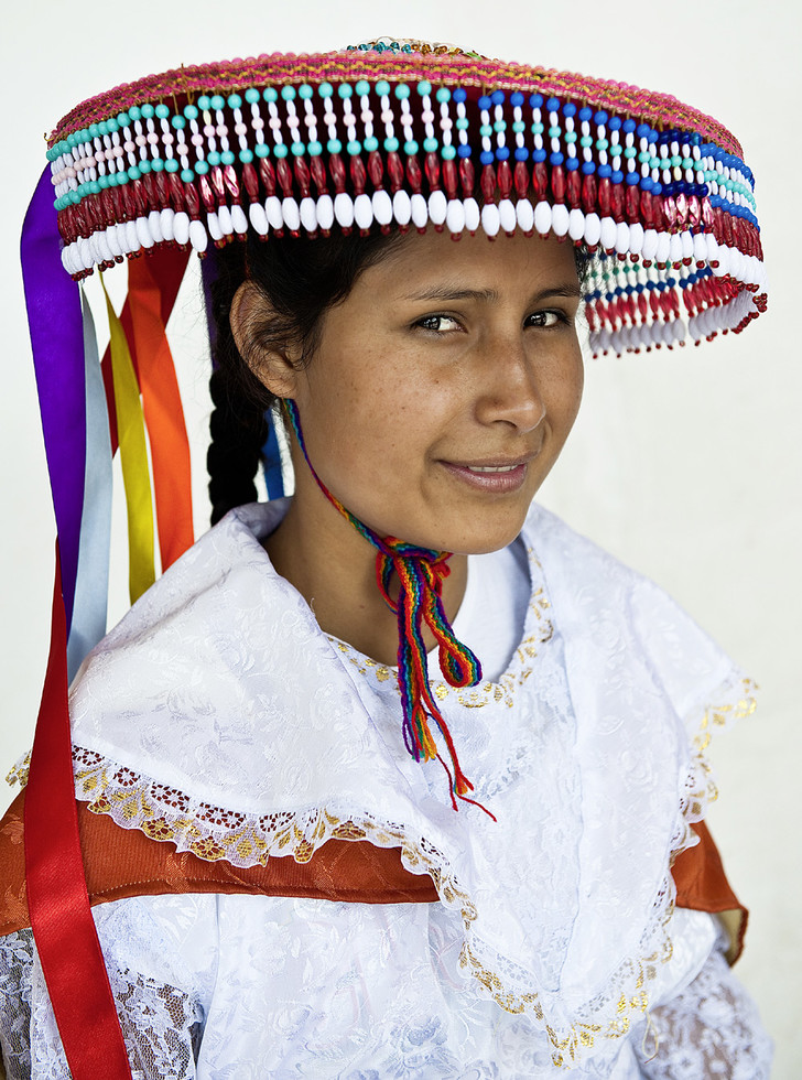 Фото №1 - Мисс мира: Перу. Шиворот-навыворот