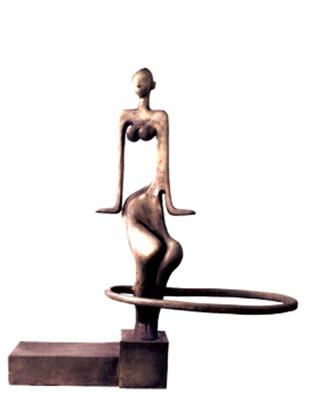 Хула-Хуп.Сидур,1965 г.