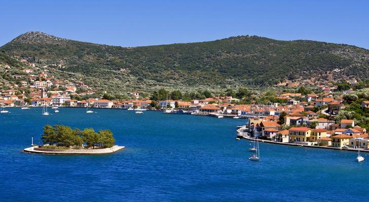 Фото №11 - 7 «мифических» мест в Греции, которые стоит увидеть своими глазами