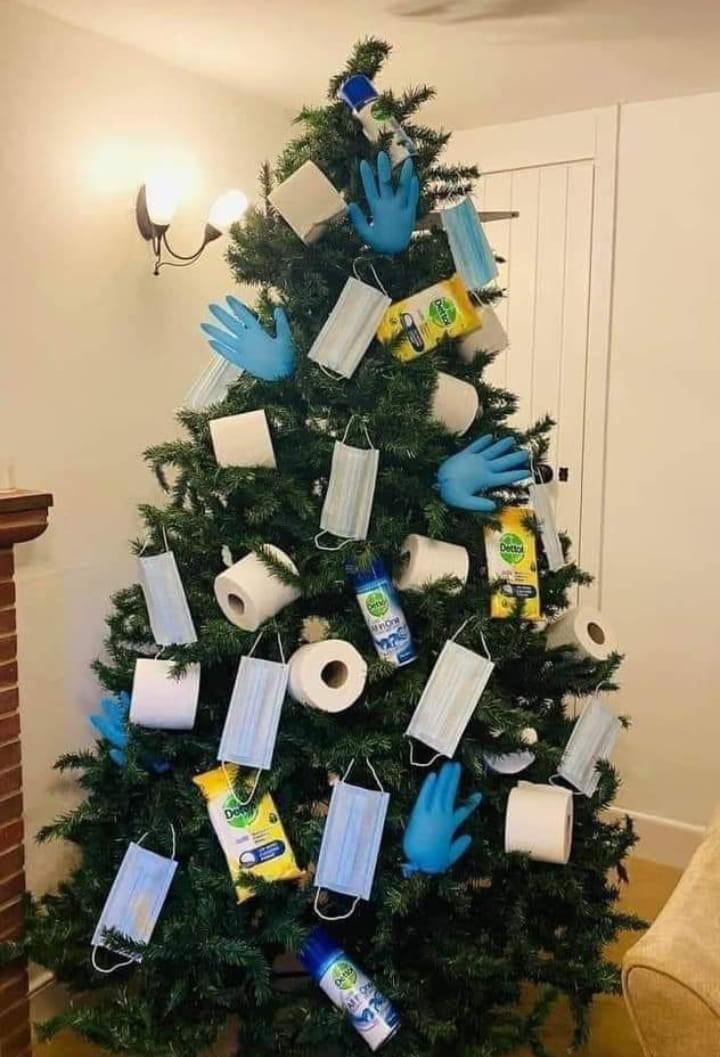 Фото №42 - 12 альтернативных идей украсить елку не как у соседа