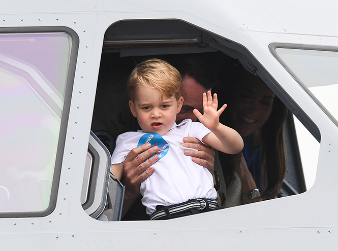 Фото №12 - Кризис трех лет по-королевски: принц Джордж показал характер