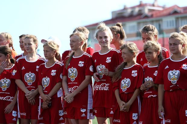 Фото №4 - Будущее женского футбола: интервью с тренером женской сборной Еленой Фоминой