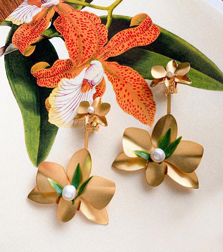 Фото №2 - Экзотические украшения и предметы декора Мерседес Саласар