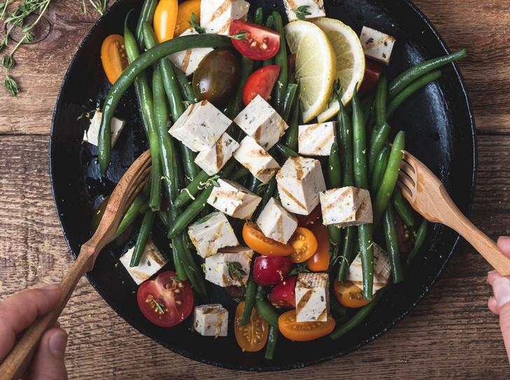 Фото №5 - Вегетарианцы против веганов: самое полезное питание