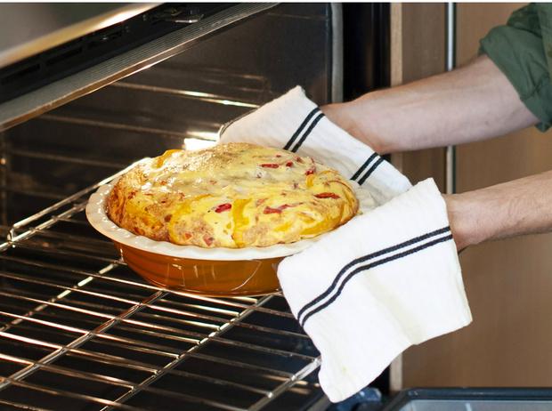 Фото №4 - Рецепт недели: французский пирог киш Лорен