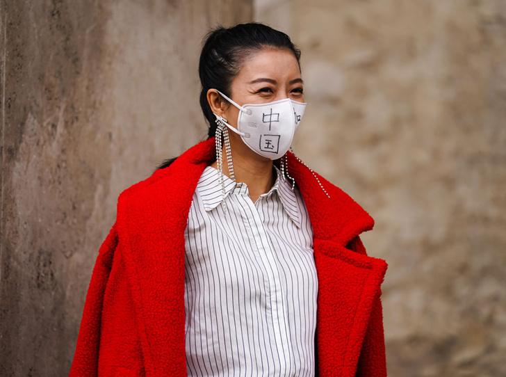 Фото №4 - Новая норма: как защитные маски стали главным трендом года