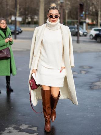 Фото №5 - Осенняя униформа: как выбрать идеальное трикотажное платье