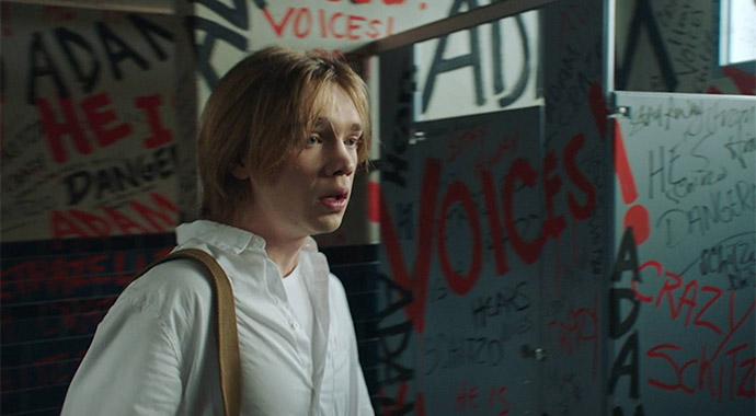 3 декабря в кинотеатральный прокат выходит подростковая мелодрама «Сумасшедшая любовь»