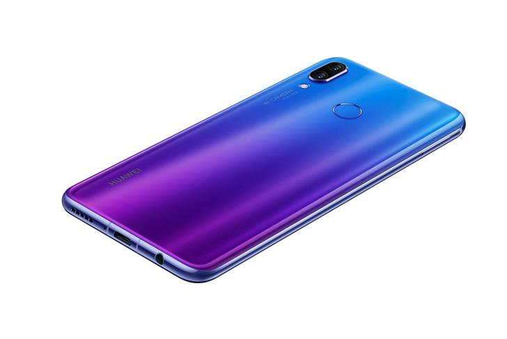 Фото №2 - Huawei представляет Huawei nova 3 в России