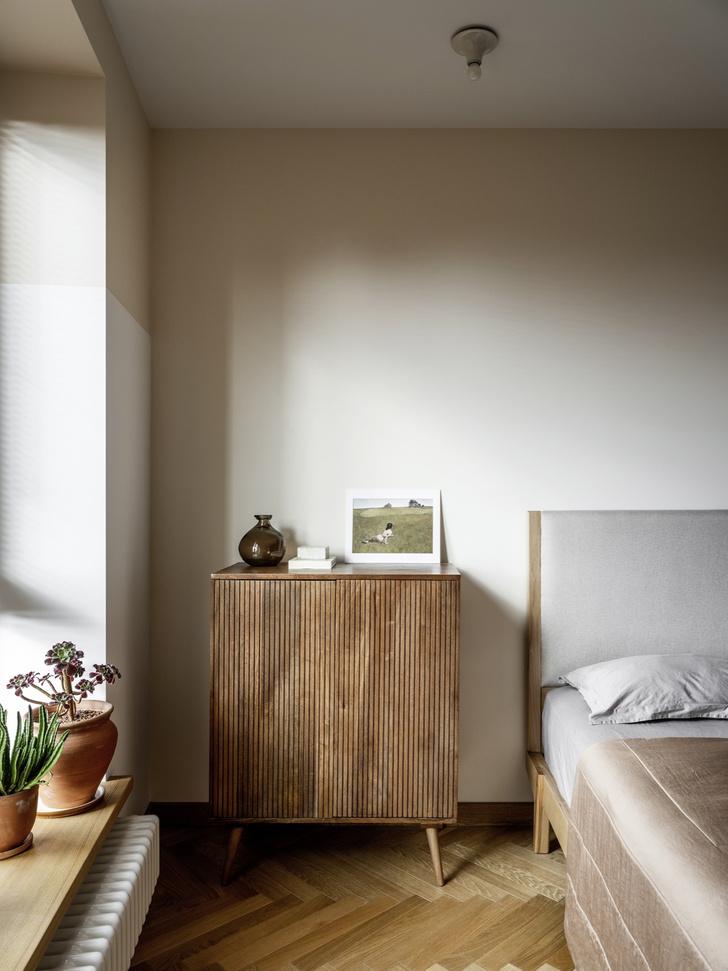 Фото №6 - Светлая квартира в скандинавском стиле в Москве
