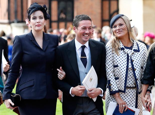 Фото №24 - Самые стильные гости на свадьбе принцессы Евгении и Джека Бруксбэнка
