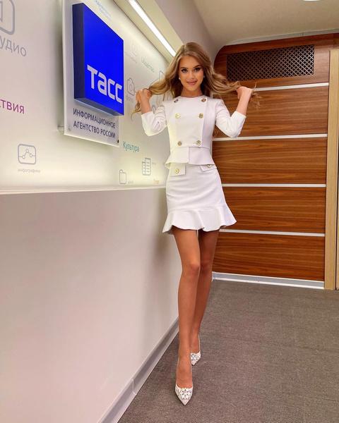 Алина Санько: «Мисс Россия-2019», «Мисс Мира», «Мисс Вселенная-2021»