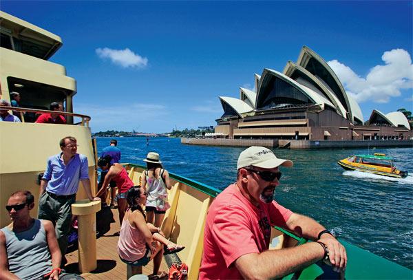 Фото №2 - Сиднейский тянитолкай