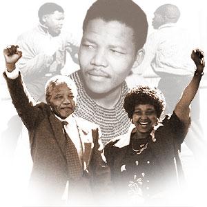 Фото №1 - Нельсон Мандела справляет юбилей