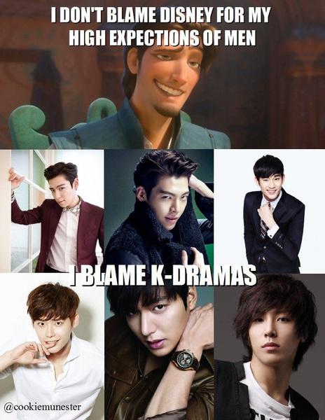 Фото №10 - 25 угарных мемов, которые поймут только фанаты корейских дорам