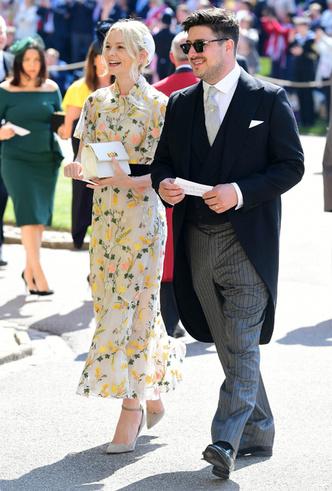 Фото №22 - Свадьба Меган Маркл и принца Гарри: как это было (видео, фото, комментарии)