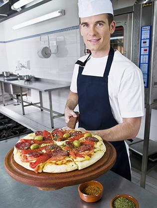 Фото №2 - Hot: мужчины в неаполитанских пиццериях
