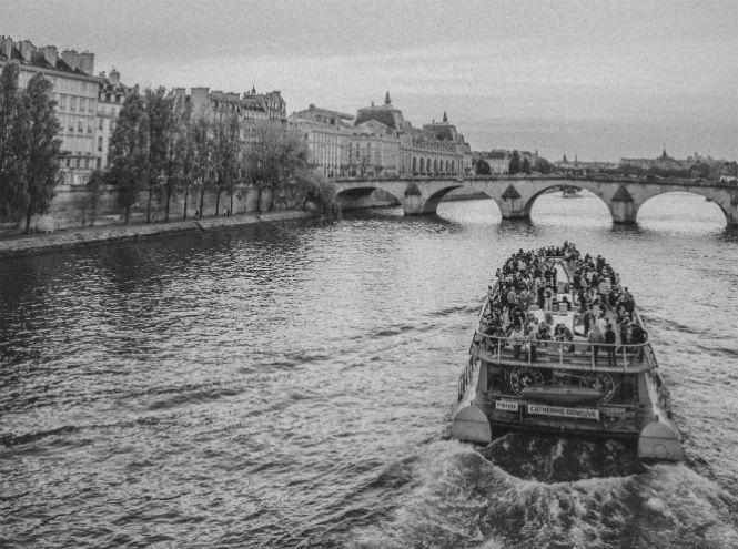 Фото №3 - «Париж. Остановленное время» в Dessange