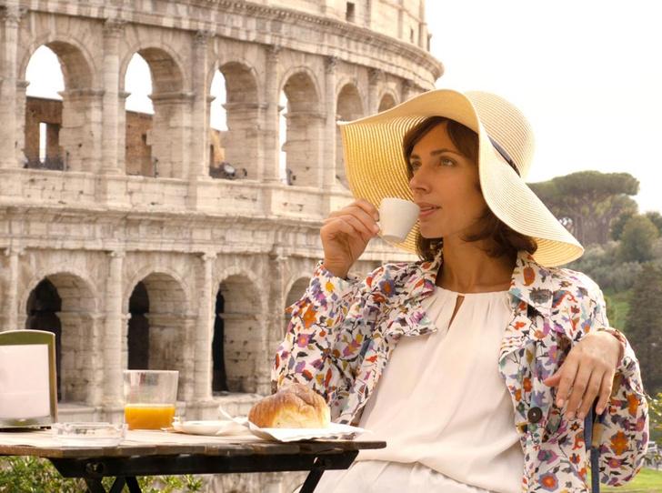 Фото №1 - Итальянская мечта: вспоминаем теплый и солнечный Рим за чашкой кофе Alta Roma