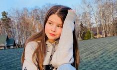 14-летняя красавица-дочь Олега Табакова и Марины Зудиной восхитила пользователей Сети свежестью и очарованием
