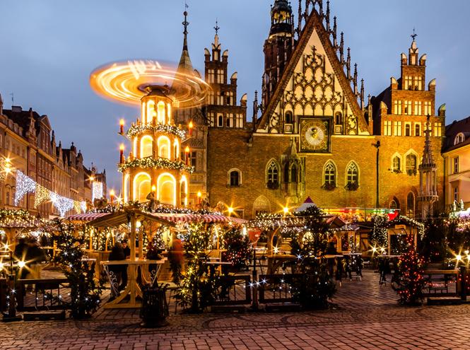 Фото №1 - Рождество в Европе: неизведанные праздничные маршруты