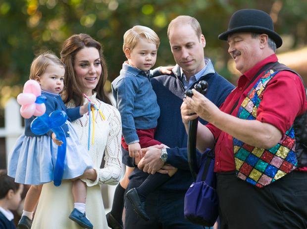 Фото №6 - Как принц Уильям учит Джорджа быть королем (и мужчиной)