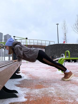 почему зимой при низких температурах показана физическая активность на свежем воздухе