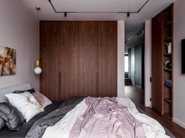 Фото №12 - Современная квартира со свободной планировкой 120 м²