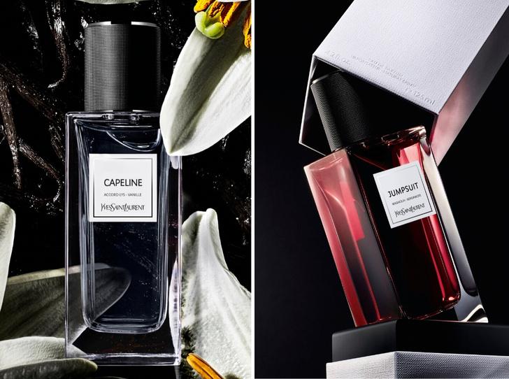 Фото №1 - Ароматы дня: Capeline & Jumpsuit от YSL Le Vestiaire Des Parfums