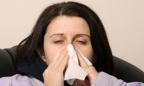Фото №1 - В январе россияне стали чаще болеть гриппом