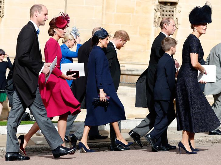 Фото №12 - Конец «Великолепной четверки»: зачем герцоги Кембриджские и Сассекские делят королевский двор