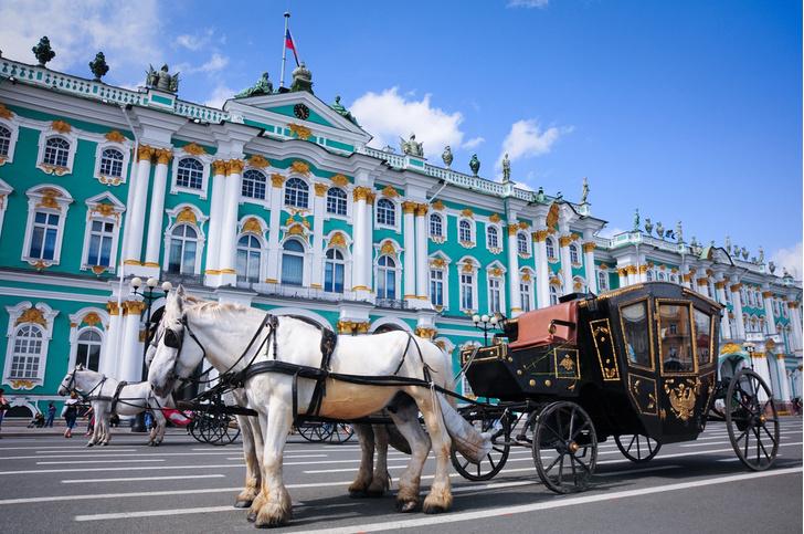 Фото №1 - Эрмитаж вошел в список самых романтичных музеев мира