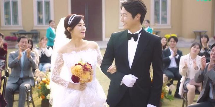 Фото №6 - 10 лучших свадеб в корейских дорамах 💕
