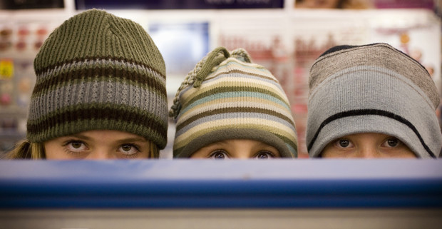 Фото №3 - Вместе с ребенком за покупками