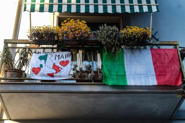 Фото №1 - Глазами очевидца: в Италии в зоне заражения каждые два часа умирает человек