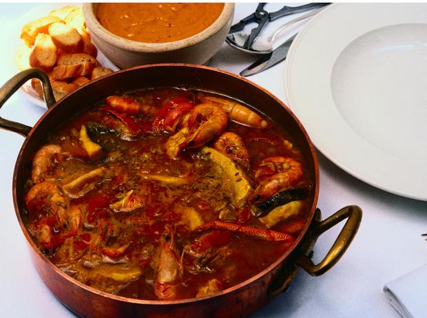 Фото №5 - Ужин французских рыбаков: как приготовить суп буйабес