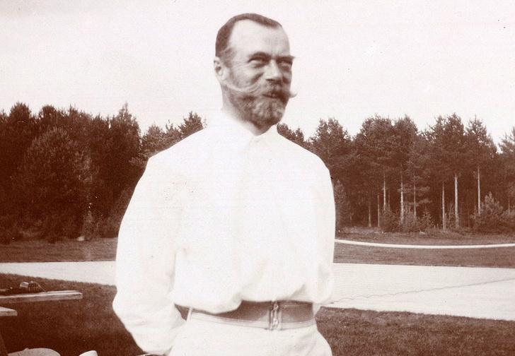 Фото №1 - Царский воркаут: почему Николай II был таким накачанным и как стать таким же
