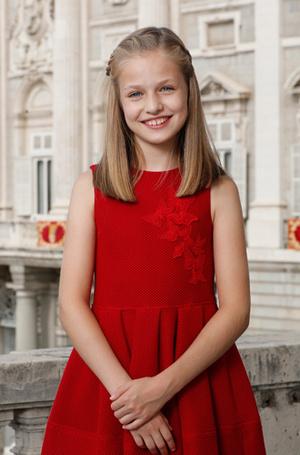 Фото №75 - Принцесса Леонор: история будущей королевы Испании в фотографиях