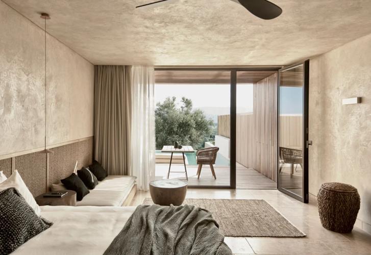 Фото №4 - Идеи для спальни, подсмотренные в лучших отелях мира