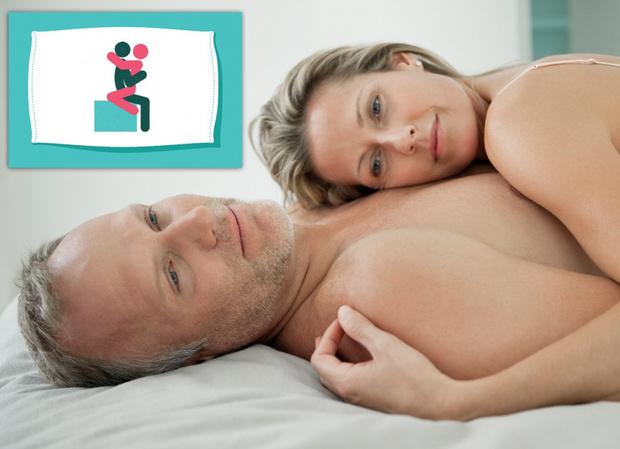 Фото №4 - Какие наши годы! Секс-позы для каждого возраста