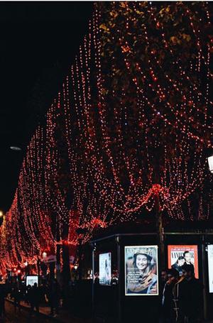 Фото №19 - Новый Год в Париже: Правый берег или Левый?