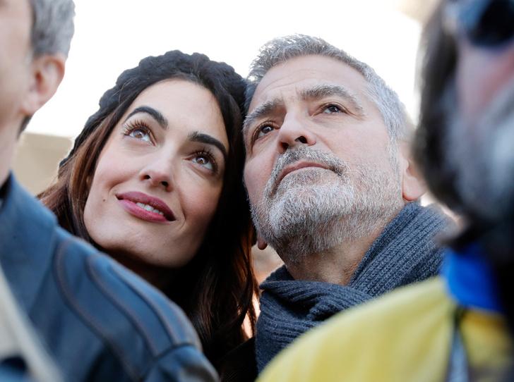Фото №1 - Амаль Аламуддин рассказала, какой отец получился из Джорджа Клуни