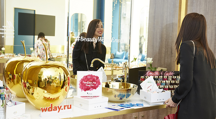 Wday.ru провел девичник в салоне красоты Erwin Beauty
