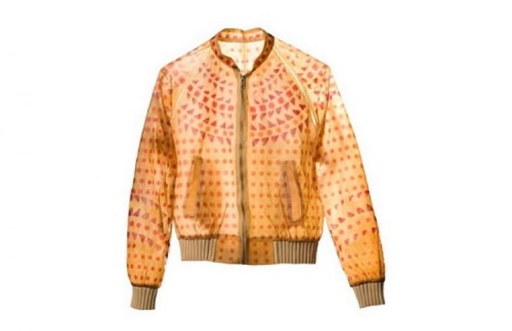 Фото №3 - 8 невероятных материалов, из которых изготавливают одежду