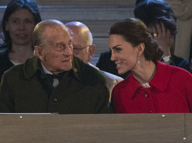 Фото №3 - Особая связь: почему Кейт называют наследницей принца Филиппа